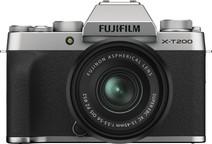 Fujifilm X-T200 Argent + XC 15-45 mm f/3.5-5.6 OIS PZ