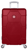 SUITSUIT Caretta Valise à roulettes 65 cm Red Cherry