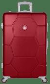 SUITSUIT Caretta Valise à 4 roulettes 76 cm Red Cherry