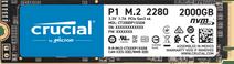 Crucial P1 SSD 2 TB