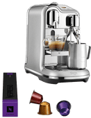 Sage Nespresso Creatista Pro SNE900BSS Stainless Steel (BE)