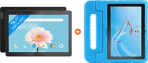 Lenovo Tab M10 2GB 32GB Wifi Zwart + Just in Case Kids Case Blauw