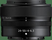 Nikon NIKKOR Z 24-50mm f/3.5-6.3
