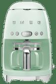 SMEG DCF02PGEU Watergroen SMEG koffiezetapparaten
