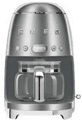 SMEG DCF02SSEU Brushed Stainless Steel