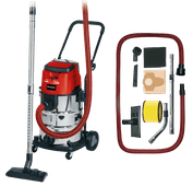 Einhell TE-VC 36/30 Li S Solo (without battery)