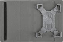 Targus Fit 'n Grip Rotating Universele 9 inch - 10,5 inch Book Case Zwart