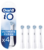 Oral-B iO Ultimate Clean (4 stuks)