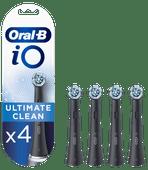 Oral-B iO Ultimate Clean Zwart (4 stuks)