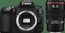Canon EOS 90D + EF-S 18-55mm f/3.5-5.6 IS STM + EF 100mm f/2.8L Macro IS USM