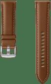 Samsung Galaxy Watch3 41mm Leather Strap Brown 20mm
