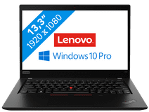 Lenovo ThinkPad X13 - 20T2002MMB Azerty