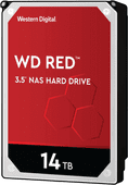 WD Red Plus WD140EFFX 14 To