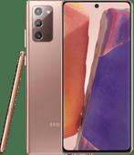 Samsung Galaxy Note 20 256GB Brons 5G