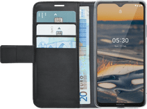 Azuri Wallet Nokia 5.3 Book Case Zwart