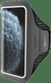 Mobiparts Comfort Fit Sportarmband Apple iPhone 11 Pro Max Zwart