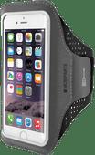 Mobiparts Comfort Fit Bracelet de sport Apple iPhone 6/6S/7/8/SE2020 Noir