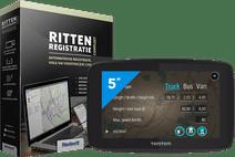 TomTom Go Professional 520 Europa + Nedsoft RittenRegistrati