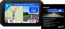 Garmin Camper 785 LMT-D Europa + Garmin City Navigator NT Noord-Amerika & Mexico microSD