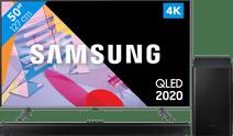 Samsung QLED 50Q64T + Soundbar