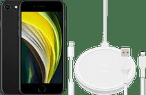 Apple iPhone SE 64 GB Zwart + Accessoirepakket Uitgebreid