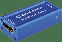 Oehlbach UHD HDMI repeater