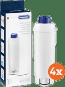 De'Longhi Water Filter 4 units
