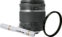 Tamron 18-270mm f/3.5-6.3 Di II VC PZD Nikon F + UV Filter 62mm  + Elite Lenspen