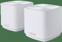 Asus ZenWifi AX Mini XD4 Wit Duo Pack