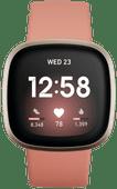 Fitbit Versa 3 Pink Clay/Soft Gold