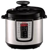 Tefal CY505E All-in-One Slowcooker, Multicooker en Snelkookpan