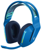Logitech G733 LIGHTSPEED Wireless Gaming Headset Blauw