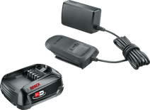 Bosch POWER FOR ALL 18V 2,5 Ah accu + oplader