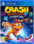 Crash Bandicoot 4: It's About Time PS4