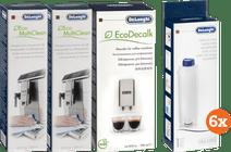 De'Longhi Maintenance Package 1 year + Milk cleaner