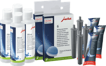 Jura Maintenance package WE series 1 year + Milk cleaner