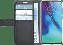 Azuri Wallet Motorola Moto G Pro Book Case Zwart