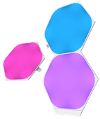 Nanoleaf Shapes Hexagons Expansion 3-Pack