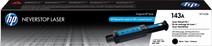 HP 143A Neverstop Kit de recharge Noir
