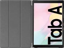 Just in Case Tri-Fold Samsung Galaxy Tab A7 (2020) Book Case Zwart