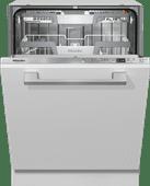 Miele G 5272 SC Vi / Inbouw / Volledig geïntegreerd / Nishoogte 80,5 - 87 cm