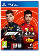 F1 2020 - Standard Edition PS4