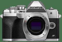 Olympus OM-D E-M10 Mark IV Body Zilver