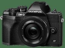 Olympus OM-D E-M10 Mark IV Noir + EZ 14-42 mm f/3.5-5.6 Noir