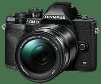 Olympus OM-D E-M10 Mark IV Zwart + 14-150mm f/4.0-5.6 II Zwart
