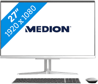 Medion Akoya E27401-i5-256-1F16 All-in-One Azerty