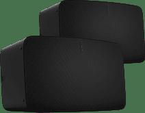 Sonos Five Duo Pack zwart