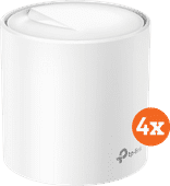 TP-Link Deco X20 4-Pack Multiroom wifi 6