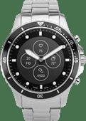 Fossil FB-01 Hybrid HR Smartwatch FTW7016 Silver