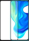 Azuri Rinox Armor Xiaomi Mi 10 Lite 5G Screenprotector Glas Zwart